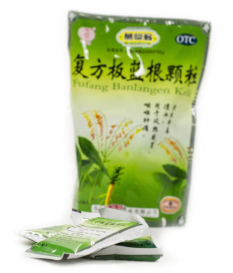 Fufang Banlangen kinesisk Te